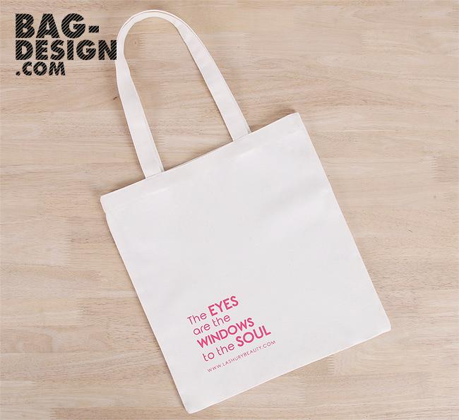 รับทำ รับผลิต กระเป๋าผ้า ถุงผ้า ให้กับบริษัท บิวตี้ แอนด์ โปรเฟสชั่นนอล เนลส์ จำกัด