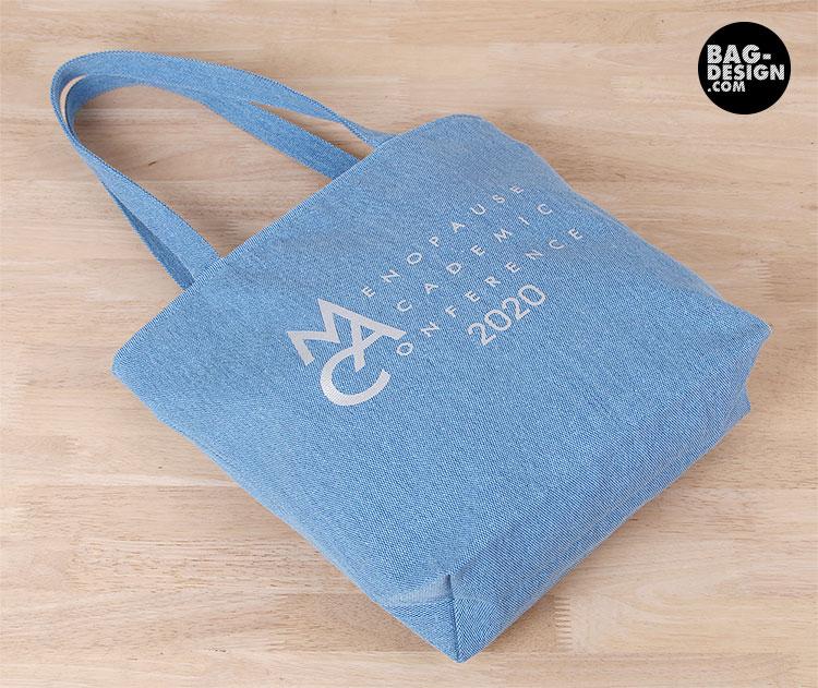 รับทำ รับผลิต กระเป๋าผ้า ถุงผ้า ให้กับ สมาคมวัยหมดระดูแห่งประเทศไทย