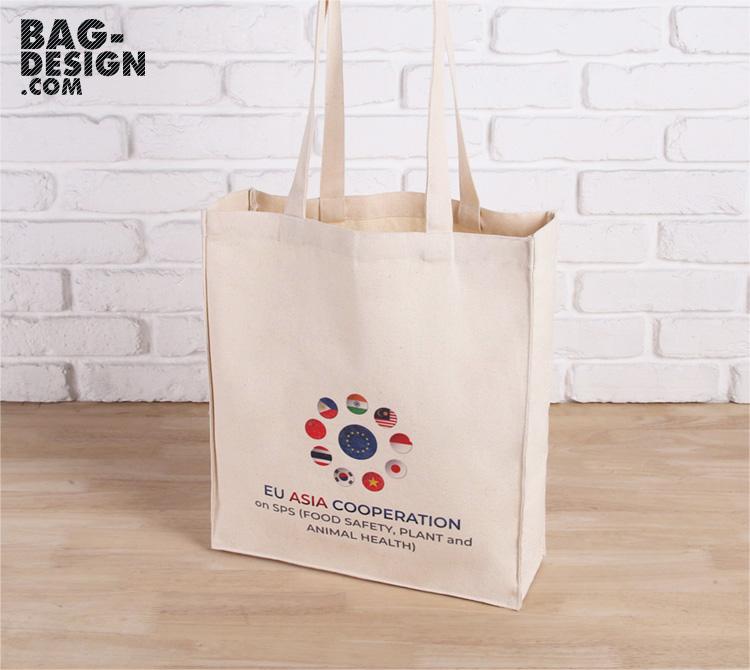 รับทำ รับผลิต กระเป๋าผ้า ถุงผ้า ให้กับ บริษัท อัฟโฟรเอป จำกัด