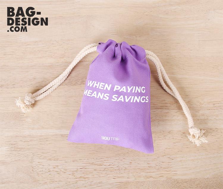 รับทำ รับผลิต กระเป๋าผ้า ถุงผ้า ให้กับ บริษัท ยู เทคโนโลยี กรุ๊ป (ประเทศไทย) จำกัด