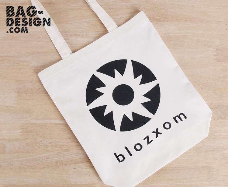 รับทำ รับผลิต กระเป๋าผ้า ถุงผ้า ให้กับ blozxom