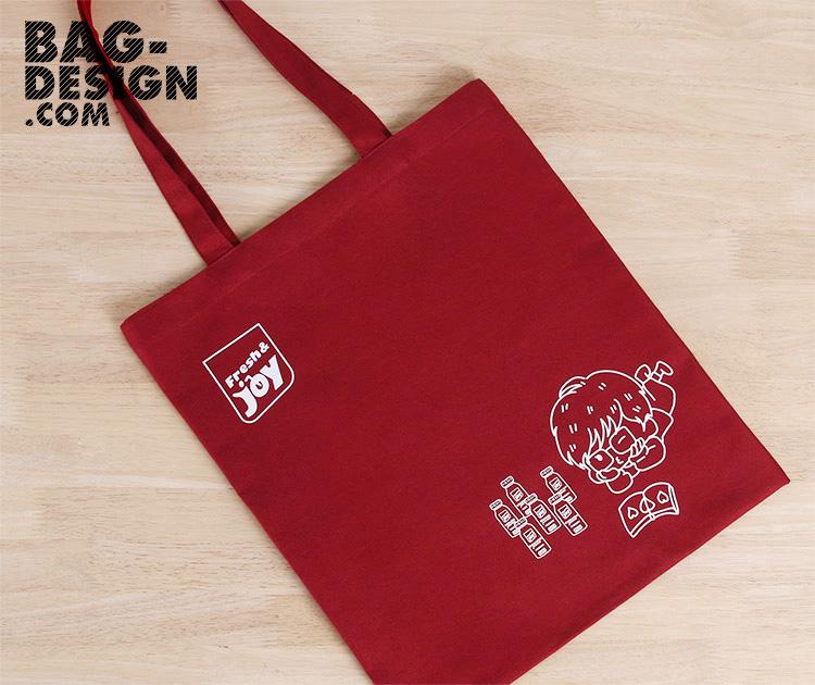 รับทำ รับผลิต กระเป๋าผ้า ถุงผ้า ให้กับ บริษัท ซัมเมอร์สปริง จำกัด
