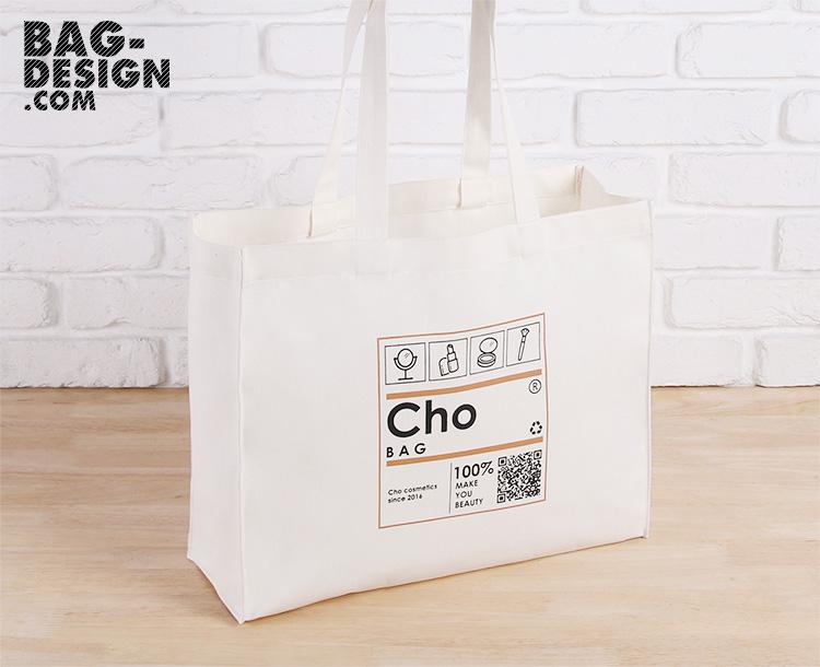 รับทำ รับผลิต กระเป๋าผ้า ถุงผ้า ให้กับ บริษัท บริษัท โช คอสเมติกส์ อินเตอร์เนชั่นเนล จำกัด