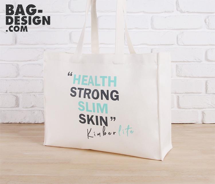รับทำ รับผลิต กระเป๋าผ้า ถุงผ้า ให้กับ บริษัท โชอินเนอร์ อินเตอร์เนชั่นเนล จำกัด