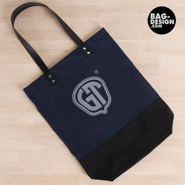 รับทำ รับผลิต กระเป๋าผ้า ถุงผ้า ให้กับ บริษัท โกลคอนดา เอเชีย จำกัด