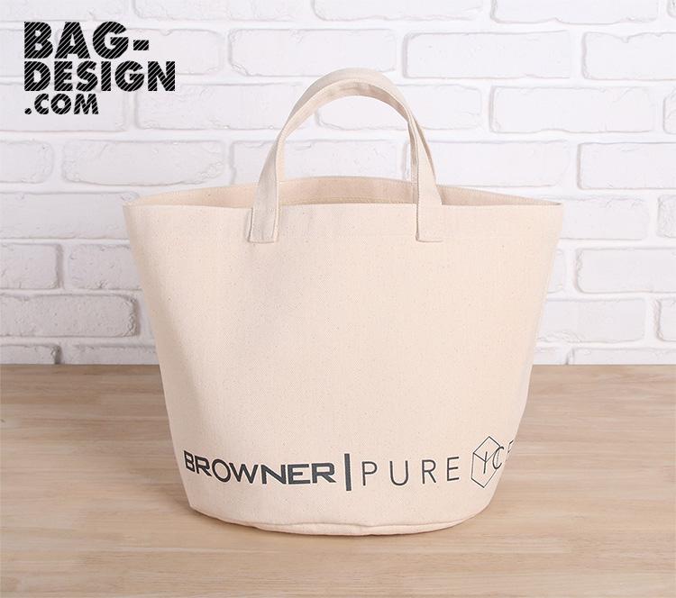 รับทำ รับผลิต กระเป๋าผ้า ถุงผ้า ให้กับ บริษัท บราวเนอร์ เทคโนโลยี จำกัด